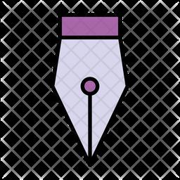 Nib Pen Icon