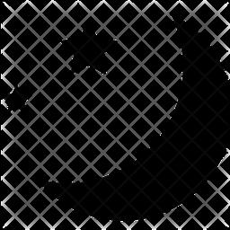 Night Glyph Icon