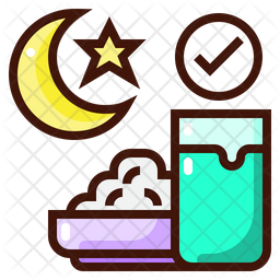 Night Food Icon