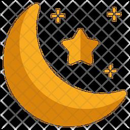 Night scene Icon