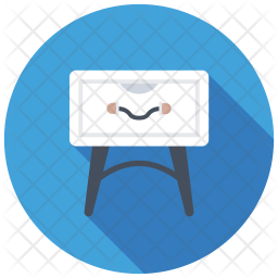 Nightstand Icon