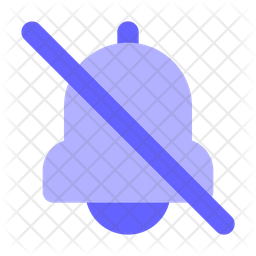No-bell Icon
