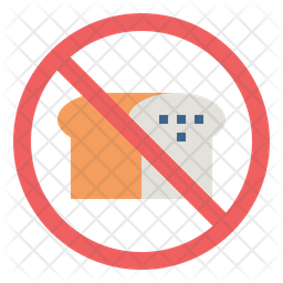 No Bread Icon