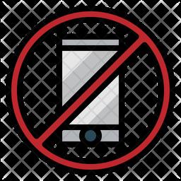 No Callphone Icon