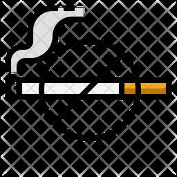 No Cigarette Icon