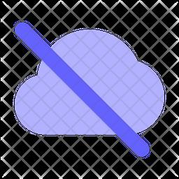 No-connection Icon