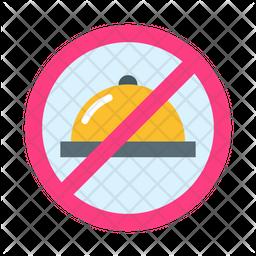 No Food Icon