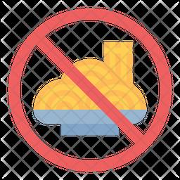 No junkfood Icon