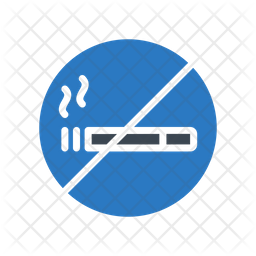 No Smoking Icon Of Flat Style Available In Svg Png Eps Ai Icon Fonts