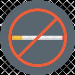 No, Smoking, Sign, Smoke, Sigar Icon