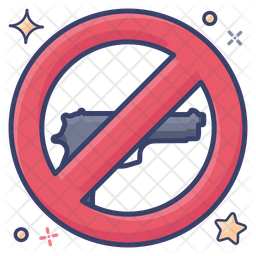 No to Guns Icon