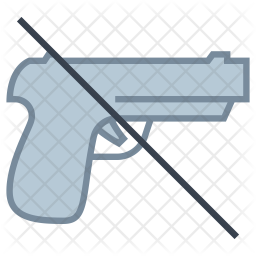 No weapons Icon