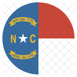 North Flag Icon