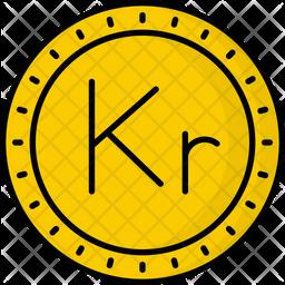 Norway Krone Icon