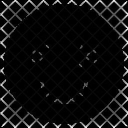 Not Hurt Emoji Icon