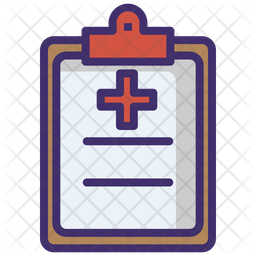 Note Colored Outline Icon
