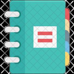 Notepad Flat Icon
