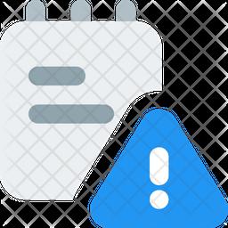 Notes Warning Icon