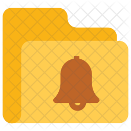 Notification folder Icon
