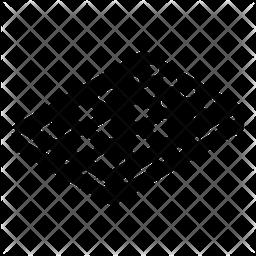Novation Pad Glyph Icon