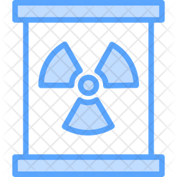 Nuclear Barrel Icon