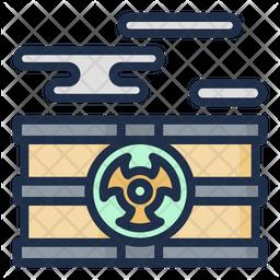 Nuclear Barrel Icon