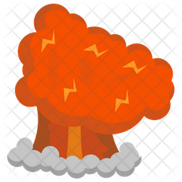 Nuclear Bomb Icon