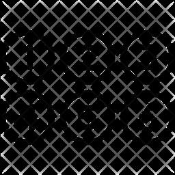 Numerous Line Icon