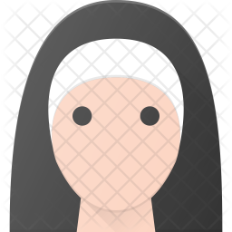 Nun Icon