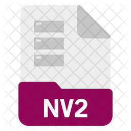Nv2 file Icon