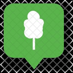 Oak tree Icon