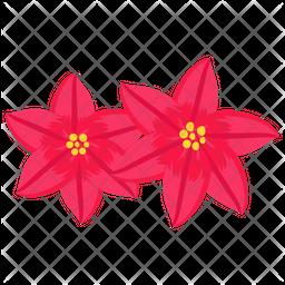 Oakleaf Hydrangea Icon