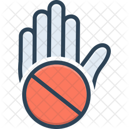 Objection Icon