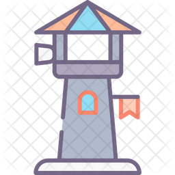 Observation Tower Icon