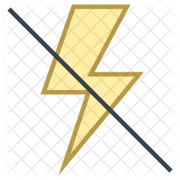 Off Flash Icon