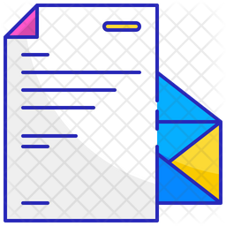 Offer letter Icon