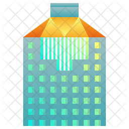 Premium Office Building Icon Download In Svg Png Eps Ai Ico