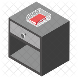 Office Drawer Icon