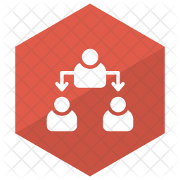 Office Structure Glyph Icon