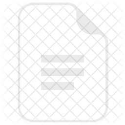 Office, Text, Word, Document, File Icon png