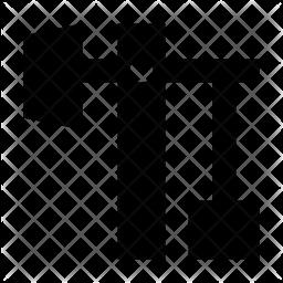 Oil Glyph Icon