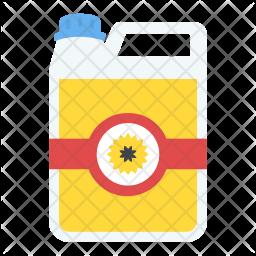 Oil Brand Icon