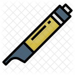 Oil Cartridge Icon