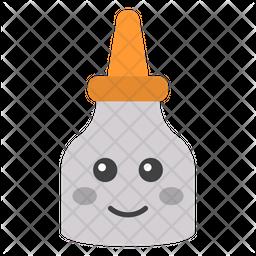 Oil Dropper Emoji Icon