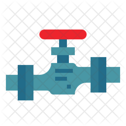 Oil Valve Icon