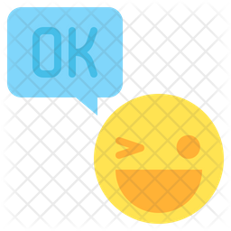 Ok Icon Of Flat Style Available In Svg Png Eps Ai Icon Fonts