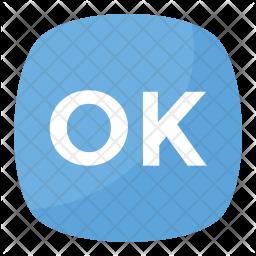 Ok Emoji Icon