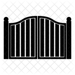 Old gate Icon