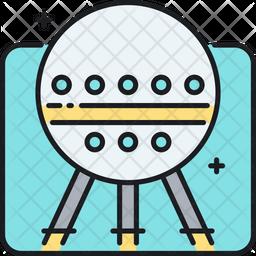 Old Satellite Icon