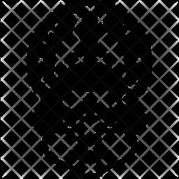 Onam Glyph Icon